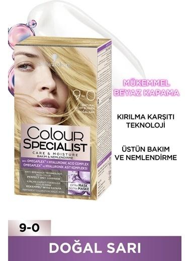 Colour Specialist Colour Specialist Doğal  9.0 Saç Boyası Sarı
